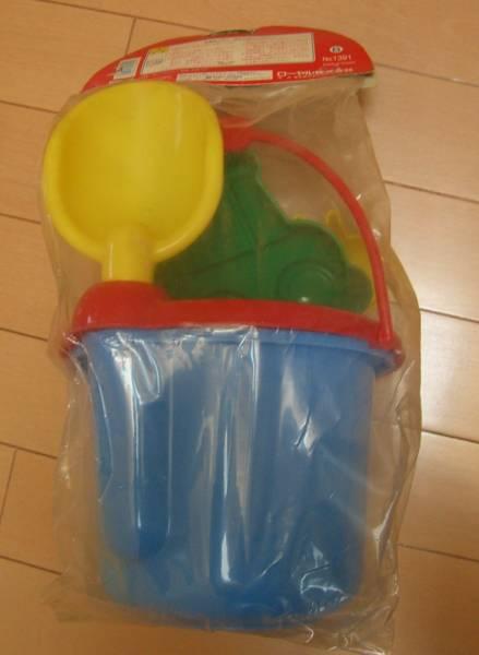 ☆即決!新品 ローヤル 砂遊び・水遊び用 バケツ5点セット☆_画像2