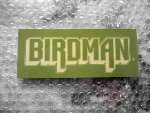 BIRDMANバードマン(米)☆ステッカー