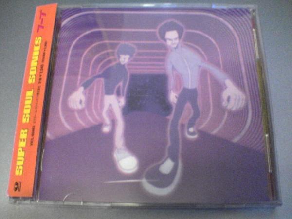 SUPER SOUL SONICS CD「フープ」即決★_画像1