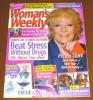 Woman's Weekly 2013 ペトゥラ・クラーク Petula Clark イギリス