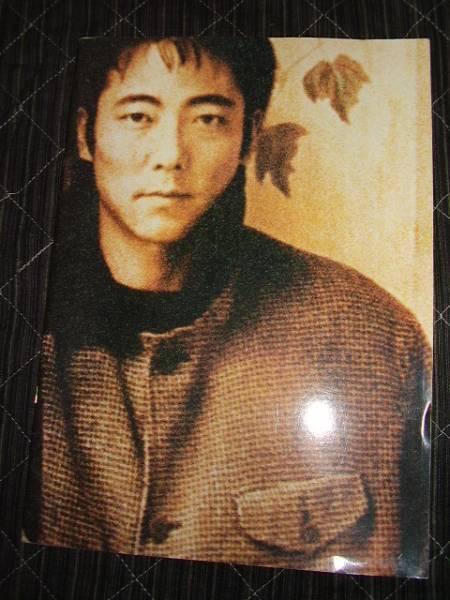 ☆佐野元春 93-94年ツアーパンフ「THE CIRCLE TOUR」☆