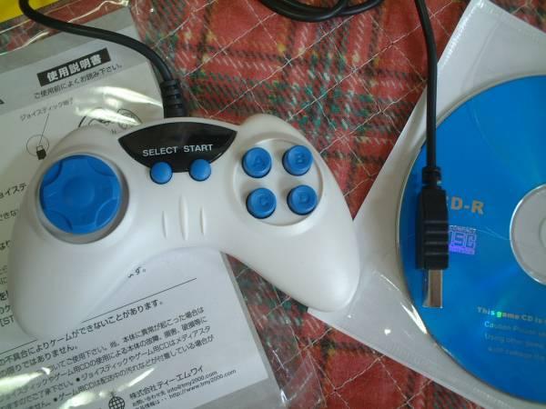 コンピューター ゲーム DivX ゲーム CD ジョイスティック_画像3