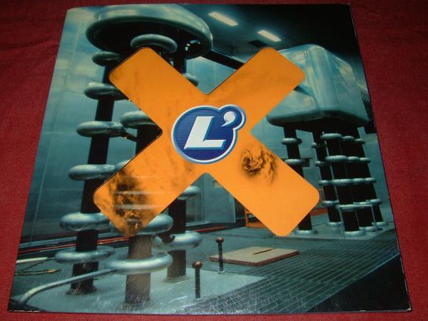 パンフレット ラルクL'Arc-en-Ciel1999 GRAND CROSS TOUR