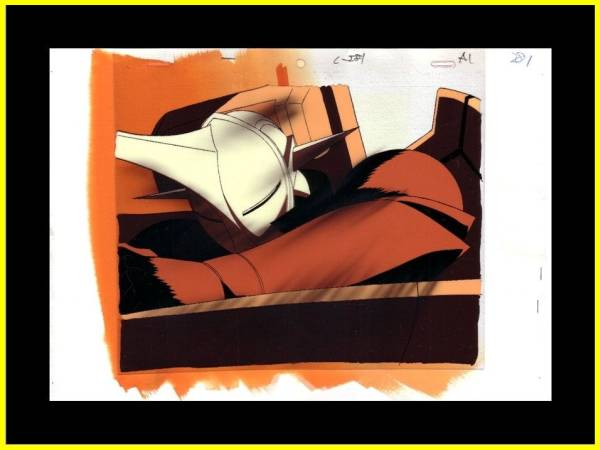 セル画●ラ6舞‐乙HiME Zweiの久行宏和参加ガンダムSEED DESTINYマリューセーラームーンエヴァンゲリオンミサト役三石琴乃出演GEAR戦士電童_画像1