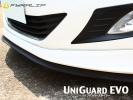 *BMW 5シリーズE60汎用フロントスリップスポイラーモールE
