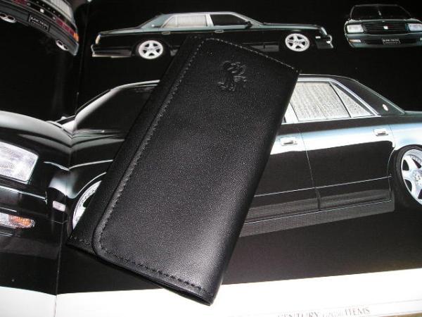 送料無料新品代引可即決《GZG50センチュリー最高級キーホルダー黒トヨタ純正キーケース限定品キータグ4連鳳凰ブラック職人製作絶版特注品