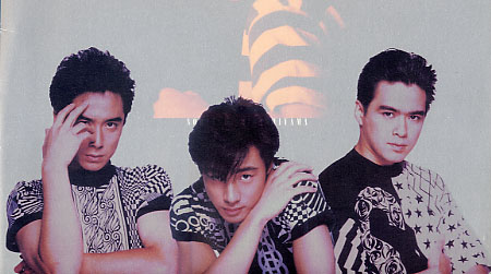 ●少年隊,TOKIO●PLAYZONE'92『さらばDiary』大判パンフ●即決●