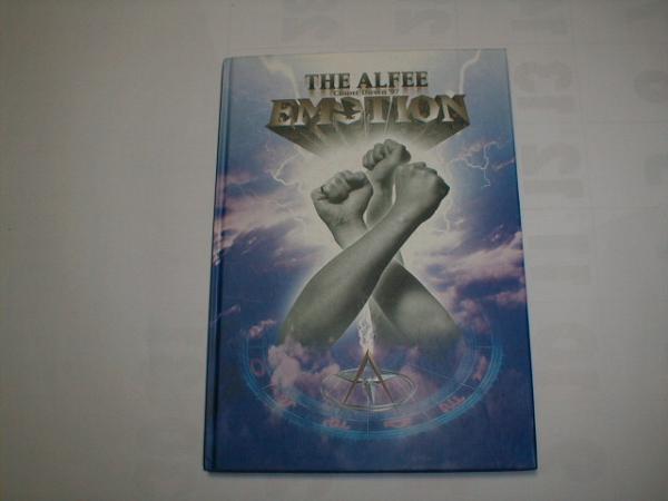 THE ALFEE アルフィー 1997年 ツアーパンフレット