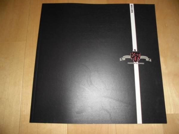 KAT-TUN SPRING 05 LOOKING ツアーパンフレット