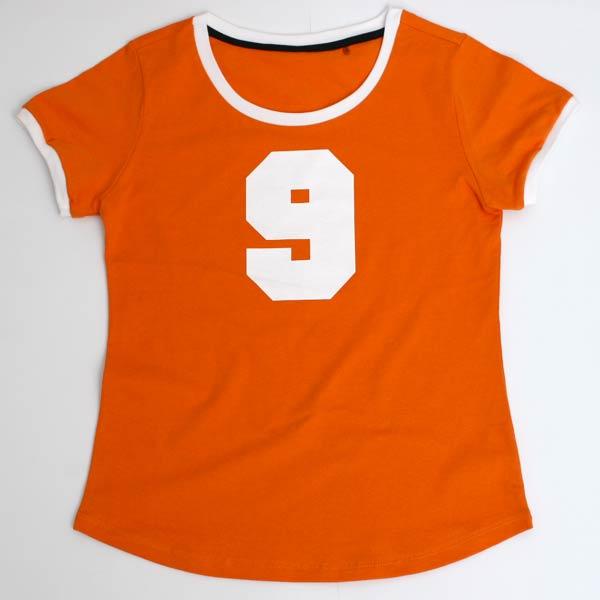 少女時代 STYLE 数字 Tシャツ テヨン 9番 SLIM FIT