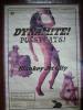 ブランキー BLANKEY JET CITY ★Dynamite Pussy Cats ★ポスター
