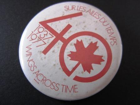 エアカナダ■40周年(1937-1977)■スターアライアンス_画像3