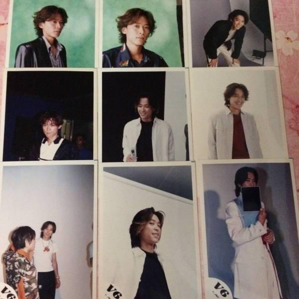 ☆V6☆坂本昌行☆公式写真☆ショップ写真 9枚☆03