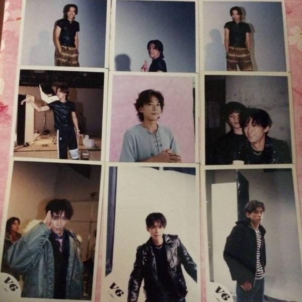 ☆V6☆坂本昌行☆公式写真☆ショップ写真 9枚☆05