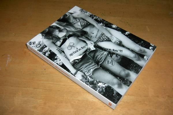 ap bank fes '11 Fund for Japan official pamphlet パンフ ★小林武史/櫻井和寿(Mr.Children)★