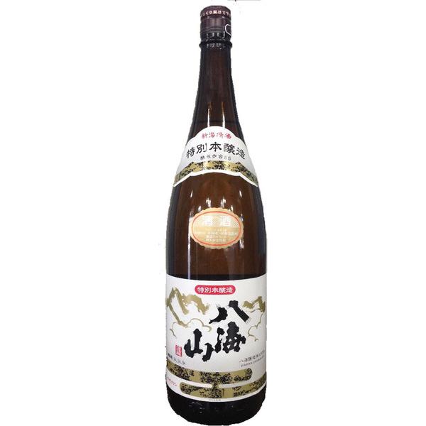 八海山 特別本醸造 1800ml 6本_画像1