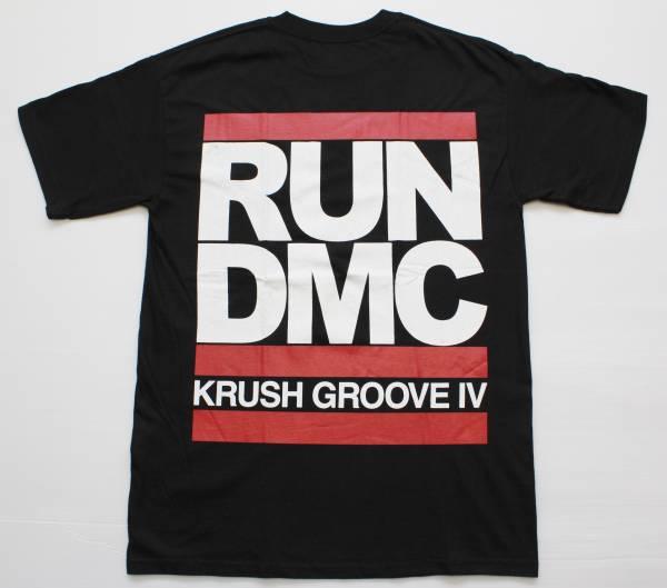 UTS65 RUN DMC XL クラッシュグルーブKRUSH GROOVE半袖Tシャツ