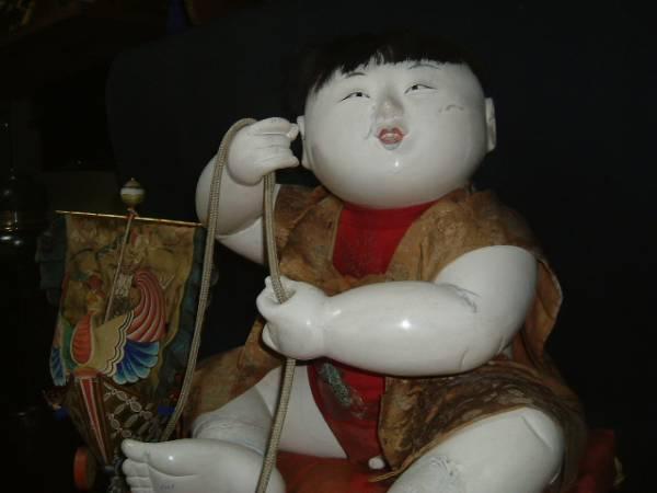 【人形館】「御所人形V165」抱き人形、京人形、雛人形,〝御〟_画像3