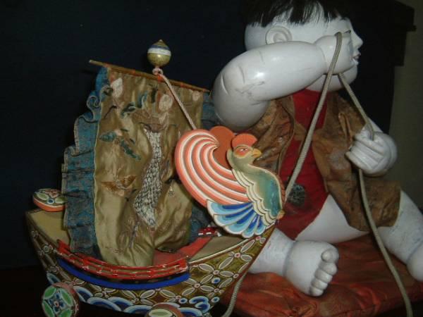 【人形館】「御所人形V165」抱き人形、京人形、雛人形,〝御〟_画像2