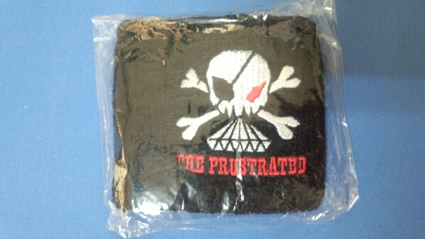 GLAY EXPO 2004 THE FRUSTRATED in USJ リストバンド 新品