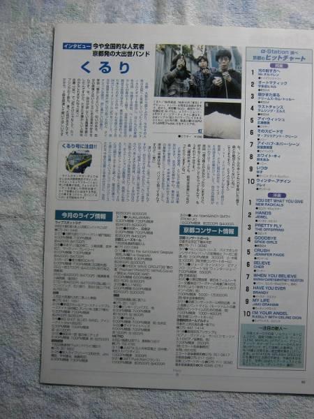 '07【今や全国的な人気者】くるり ♯