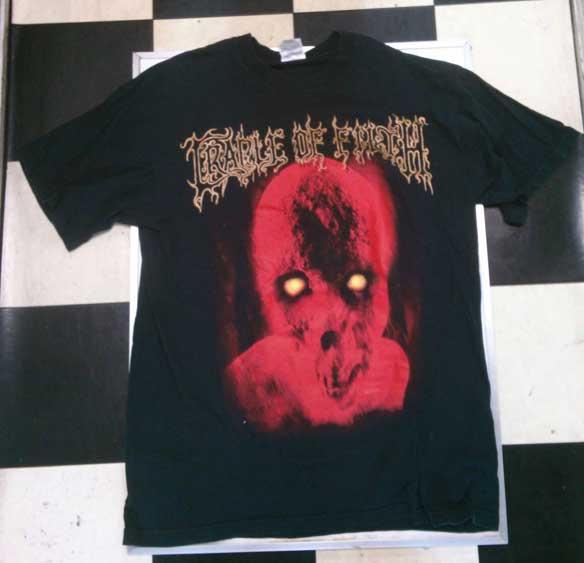 クレイドル・オブ・フィルス LORD ABORTION Tシャツ