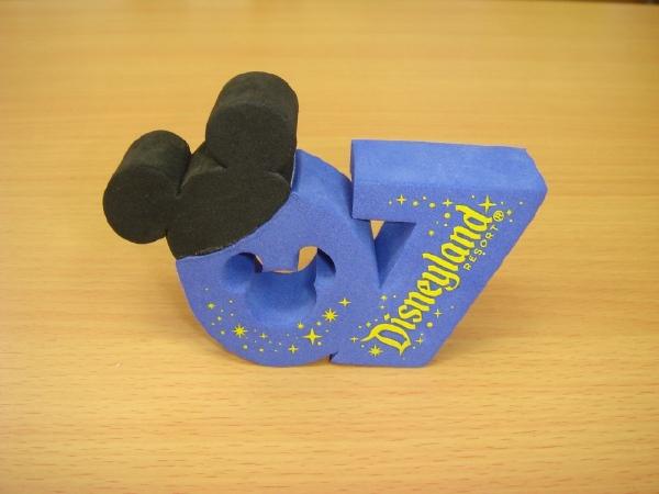 DISNEYディズニーアンテナトッパー ボール'07 2007 MickeyミッキーUSDM北米JDM_画像1