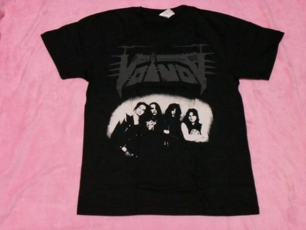 VOIVOD ヴォイヴォド Tシャツ S バンドT ツアーT ロックT Metallica Slayer ライブグッズの画像