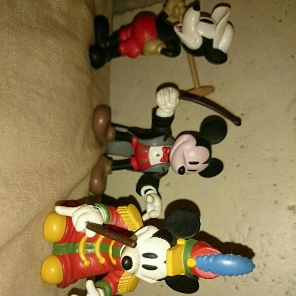 medicom toy Mickey セット ミッキー メディコムトイ_画像2
