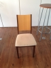 b dining chair chair chair chair restaurant Cafe bearing surface height 46 centimeter