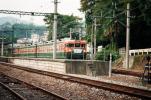 ◆【即決写真】165系急行富士川 見延線1995.9甲斐上野/57871-24