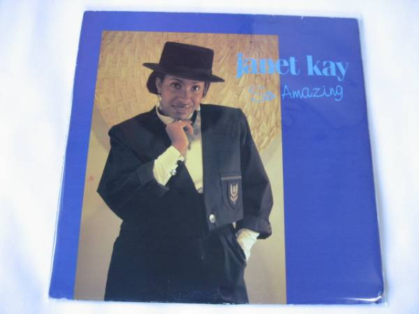 ●Janet Kay/So Amazing●LOVERS ROCK名盤!_画像1