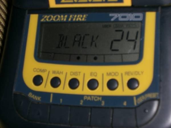 交換可●ZOOM FIRE 7010 銘機 山本恭司 BOWWOW マルチ アンプ
