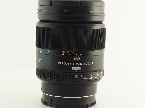 SONY MINOLTA 135mm F2.8 T4.5 STF SAL135F28