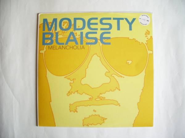 ▽輸入盤LP2枚組 【新品】■MODESTY BLAISE ~ Melancholia