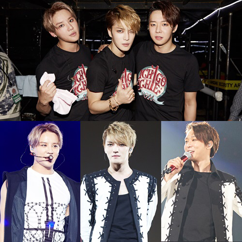 JYJ ジェジュン ユチョン ジュンス「2014 一期一会」4枚組