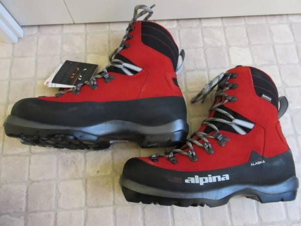 アルピナ ALPINA ALASKA NNN BC クロカン ブーツ ヤフオク - Alpina alaska