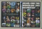 DVD★DREAMS COME TRUE WONDERLAND 2003 DOCUMENTARY ドリカム
