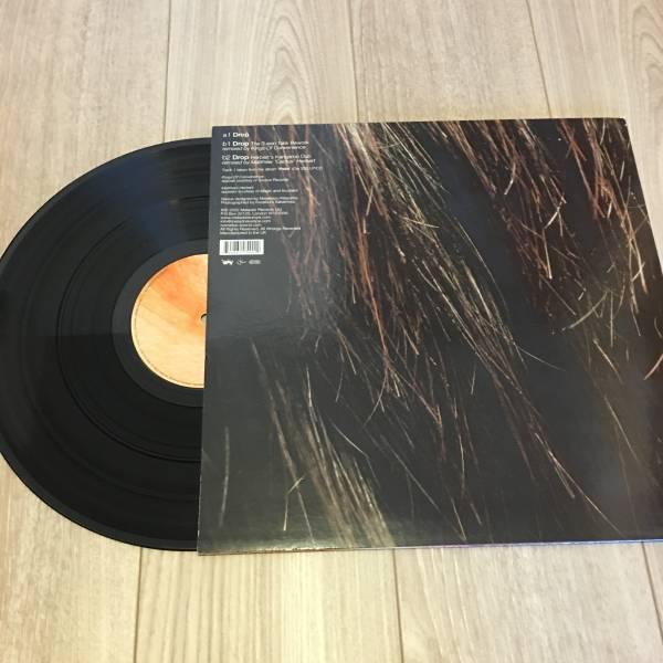 UK盤12inch コーネリアス / DROP Remix 3Ver収録 アナログ レコード cornelius flipper's guitar フリッパーズギター 小沢健二_画像2