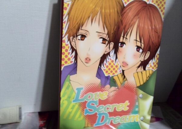 関ジャニ∞同人誌Lovesecret dream亮横、倉丸_画像1