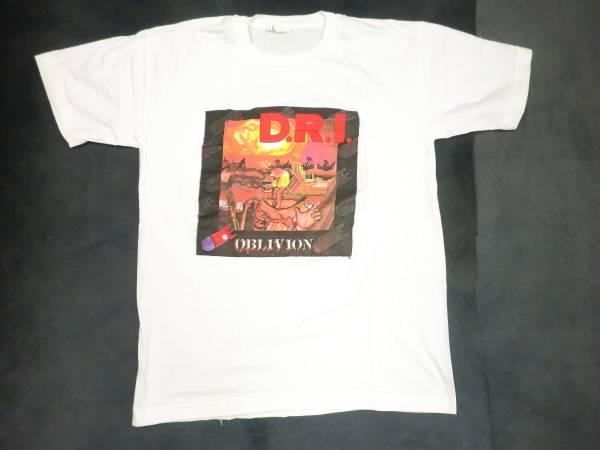 当時物D.R.I Tシャツ 4■ACCUSED COC SOD TSOL AxCx DRI SOB