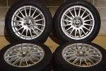 《美品》OZ スーパーツーリズモ GT 16in 7J +40 PCD108 5H ボルボ VOLVO C30 S40 S60 S90 V40 V50 V70 V90 プジョー ジャガー ルノー等