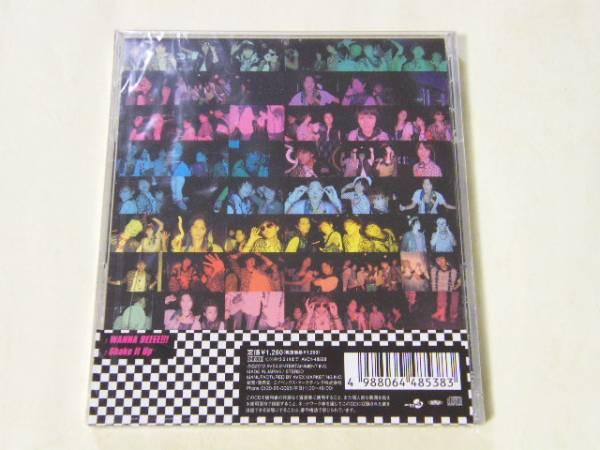 キスマイショップ限定 新品未開封CD Kis-My-Ft2 WANNA BEEEE!!!_画像3