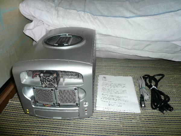 ベアボーンケース+スパンニングボード+HDD1.15TB