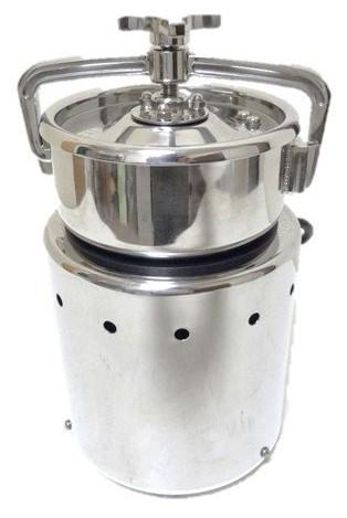 小型粉砕機(製粉機)お茶や乾燥野菜を粉末に!ミニスピードミル