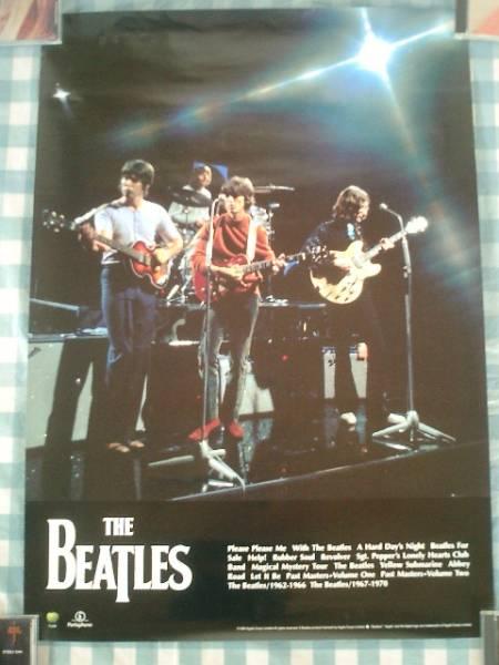 The Beatles  ザ・ビートルズ ポスター 入手困難 ライブグッズの画像
