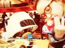 即決◆REEFURメゾンドリーファー ノベルティ 梨花人形ストラップ