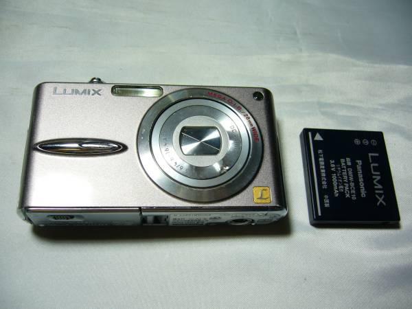 パナソニック製デジタルカメラ/ DMC-FX30