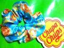 チュッパチャプス シュシュ 青 チュッパチャップス 新品 非売品