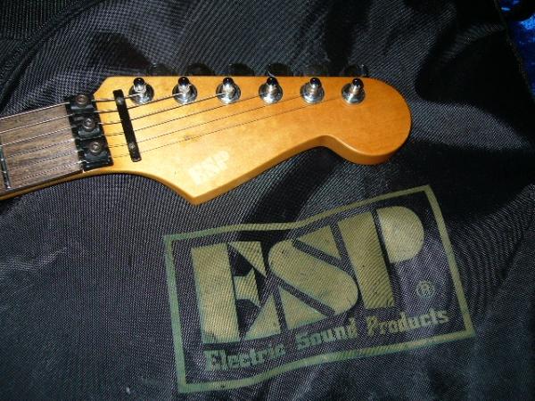 ESP PRIMARY WOOD SERIES SEタイプ Walnut/ROSE No.078915_画像3